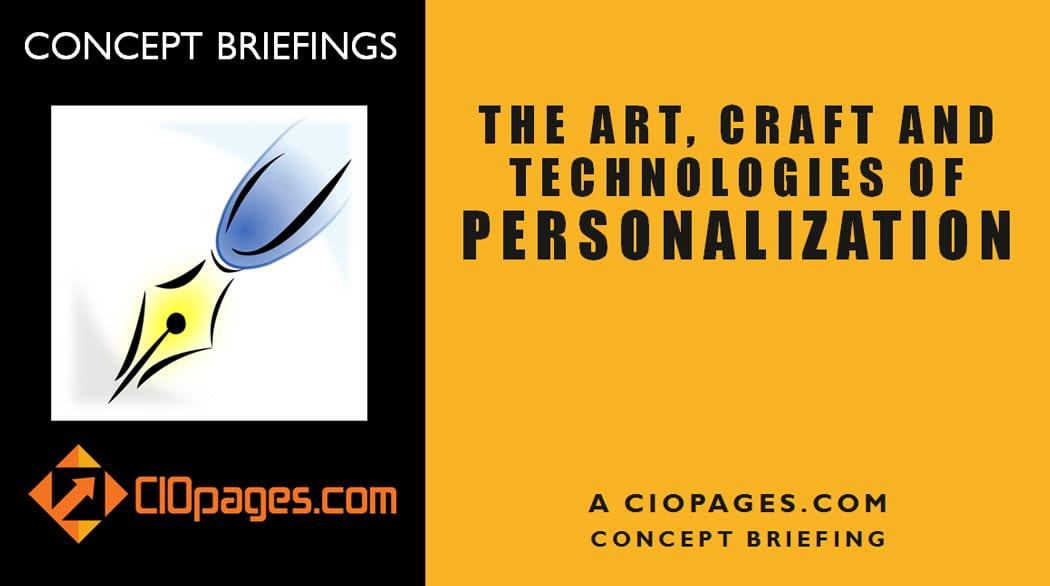 Omnichannel Personalization Technologies