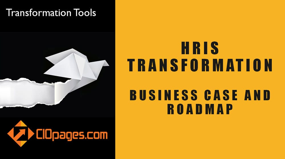 Human Resources Transformation Strategy and Roadmap