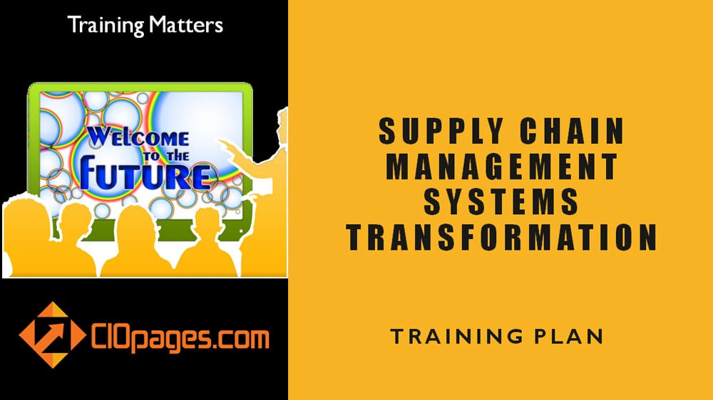 Supply Chain Transformation Training Program