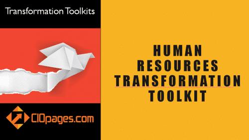 HR Transformation Toolkit