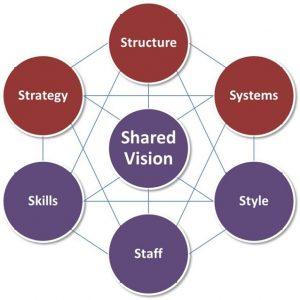 Change Management Models - McKinsey 7S