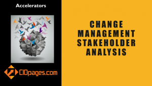 Change management stakeholder analysis